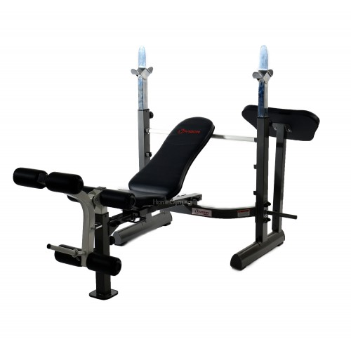 Foldable Compact Weight Bench V2