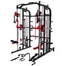 VIGOR G8 Functional Trainer, Power Rack, Smith Machine Combo