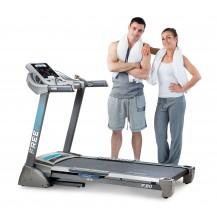 Freeform F80 Marathon Runner Treadmill w/ Polar Wireless Rec & Chest Belt