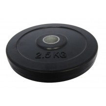 2.5KG Rubberize Weight Plate