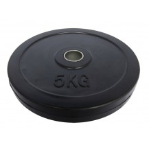 5KG Rubberize Weight Plate