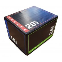 Soft Plyo Box - PowerBox 40x50x60cm