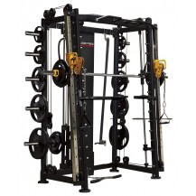 Vigor VS-3000F Counter Balance Smith Machine Functional Trainer Combo