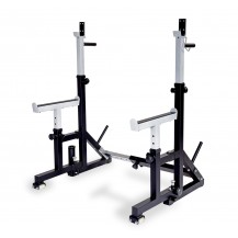 Vigor Folding Adjustable Squat Stand