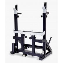 Vigor Folding Adjustable Squat Stand