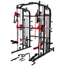VIGOR G8 Functional Trainer, Power Rack, Smith Machine Combo