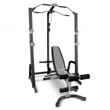 Vigor Squat Stand & Bench Combo